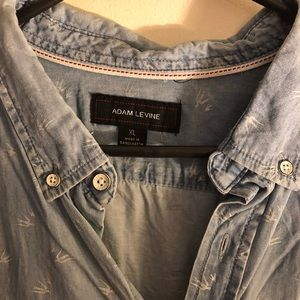 Adam Levine Bird Shirt